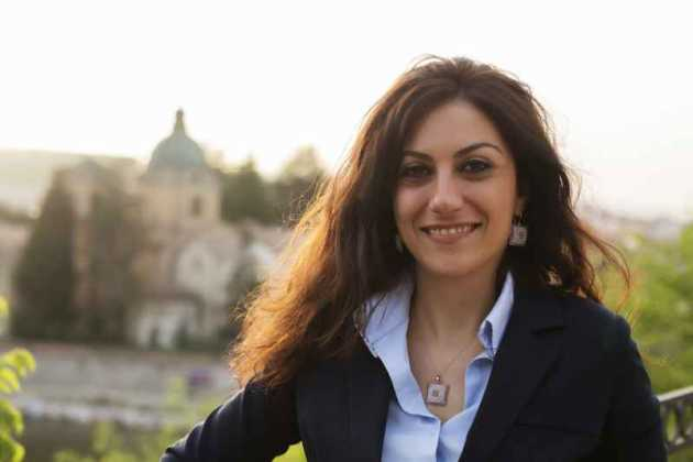 L'assessore al Turismo del comune di Cosenza Rosaria Succurro