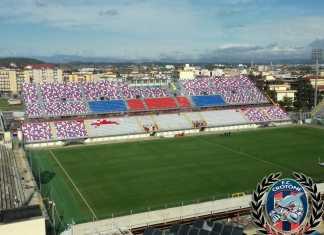 Lo stadio Ezio Scida di Crotone