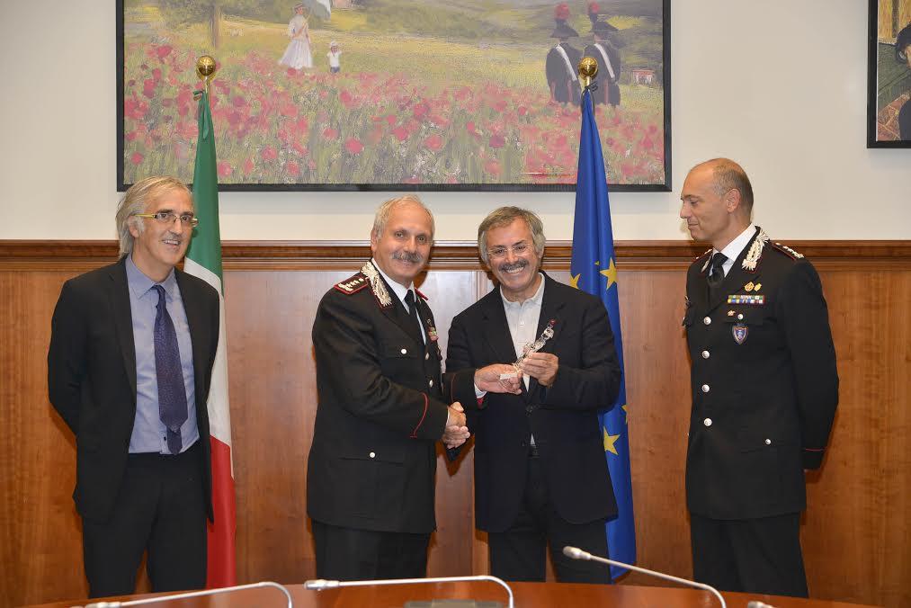 Patrimonio culturale Arma dei Carabinieri, convenzione col Cnr