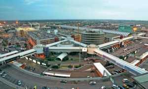 L'aeroporto di Fiumicino costanti i voli Ryanair Roma-Lamezia