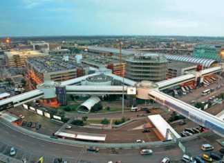 L'aeroporto di Fiumicino