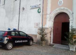 Carabinieri di Strongoli