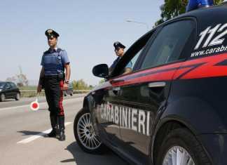 Controlli dei Carabinieri, week end sicuro a Catanzaro