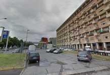corso Orbassano a Torino dov'è avvenuto l'omicidio suicidio