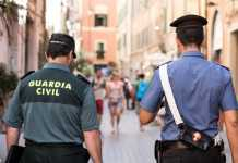 Guardia Civil Carabinieri