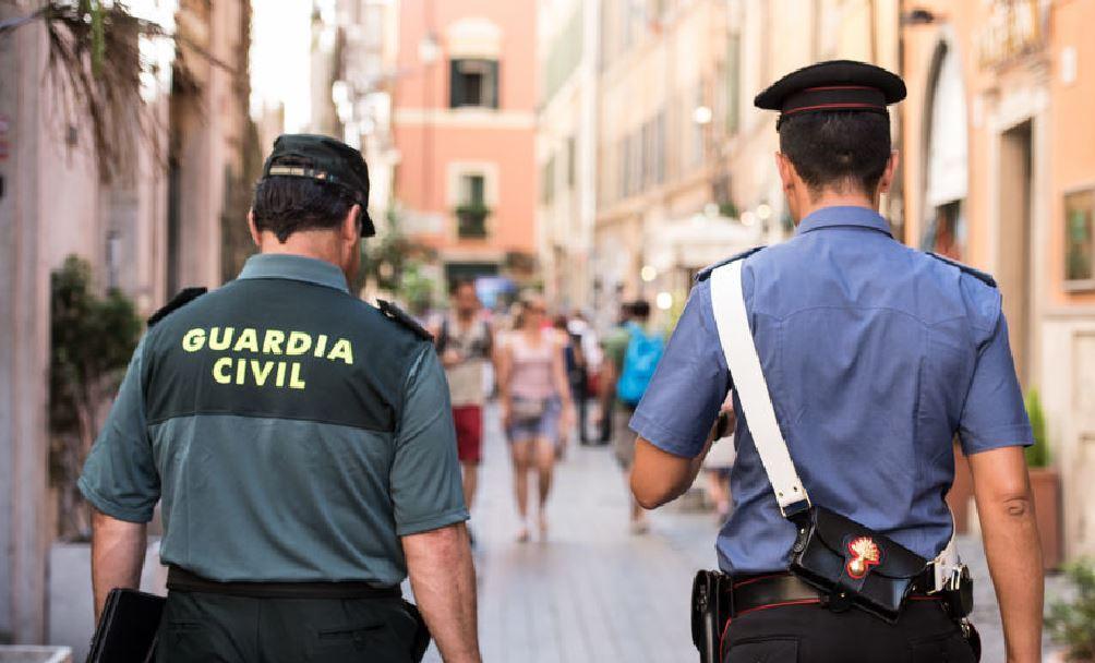 Guardia Civil Carabinieri