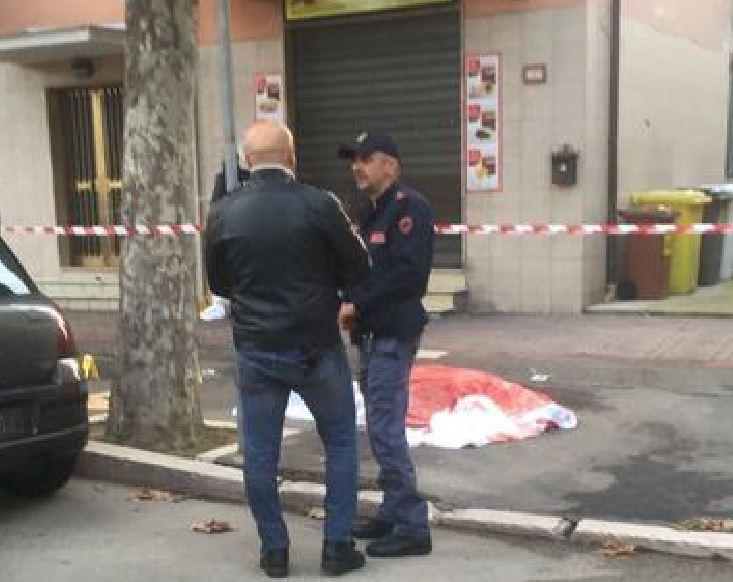 Chieti, omicidio vicino al polo universitario sgozzato Fausto Di Marco