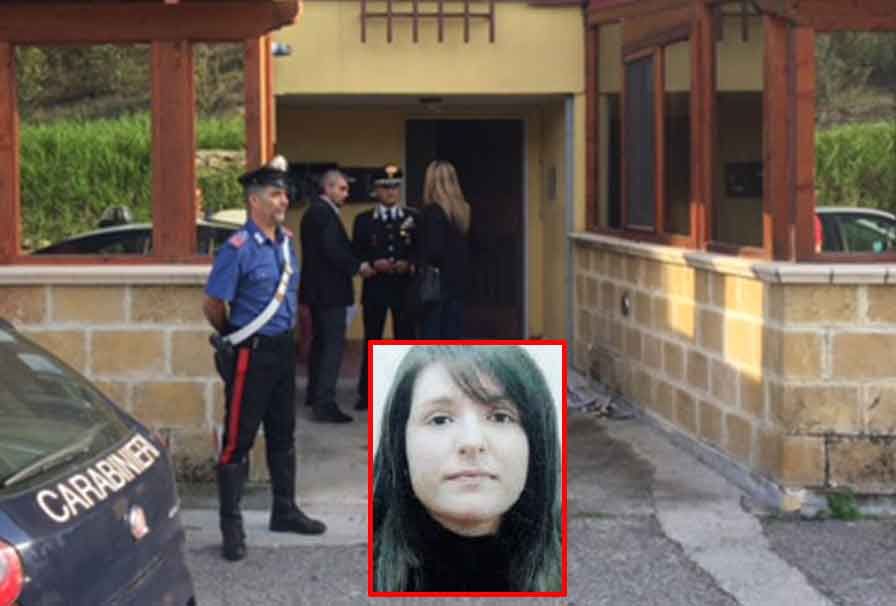 Federica Manica omicidio Giovanna Salerno Crotone