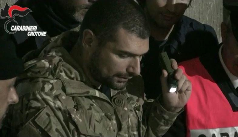 Maxi blitz nel crotonese, 36 arresti: colpo alla cosca Marrazzo
