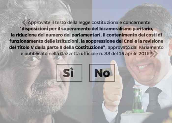 """Scontro sul referendum, M5S e Sinistra al Tar: """"Quesito è uno spot"""""""