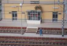La stazione di Briatico