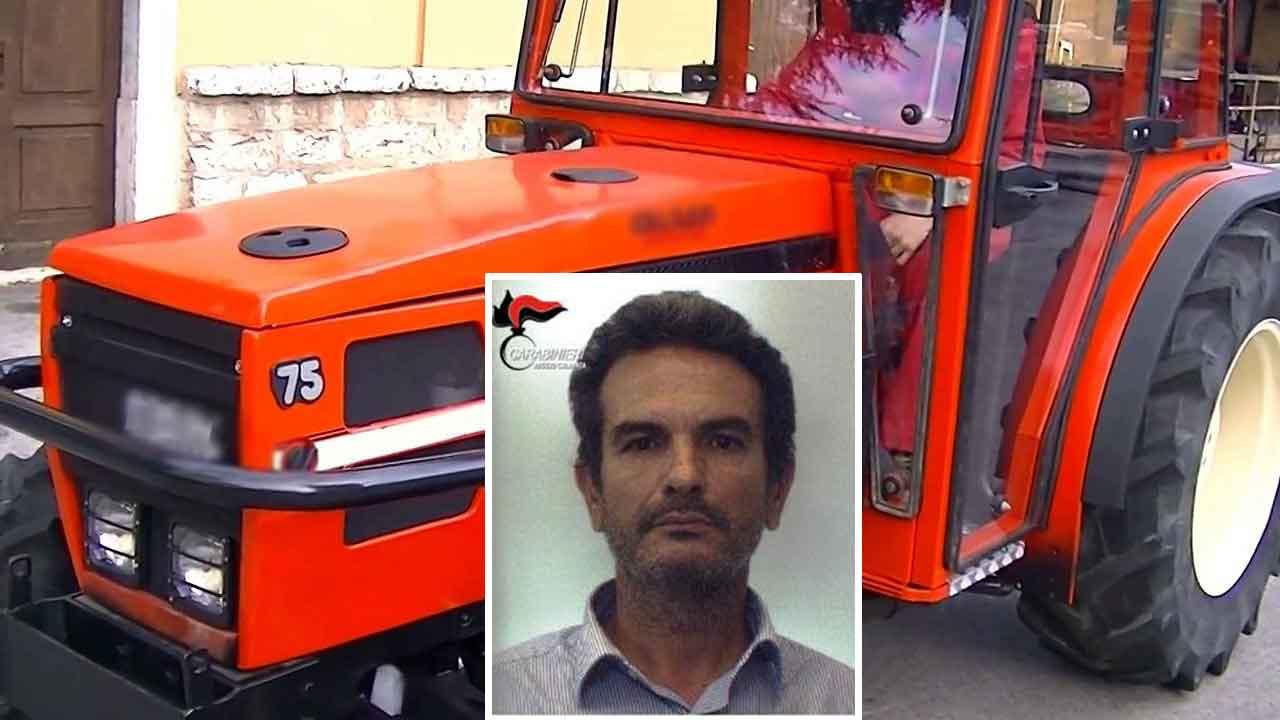 Vende un trattore online, ma viene truffato. Arrestato Antonio Maria Eugenio Agostino