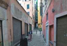 Genova, Salvatore Tafaria trovato in vico Pepe armato