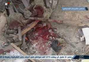 Sangue ad Aleppo