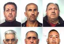 Arrestati nell'operazione contro il clan Santapaola Ercolano