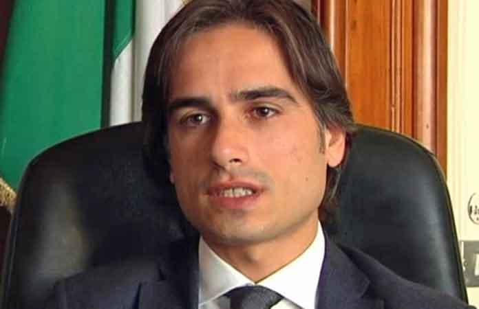 Busta con proiettili al sindaco di Reggio Calabria Falcomatà
