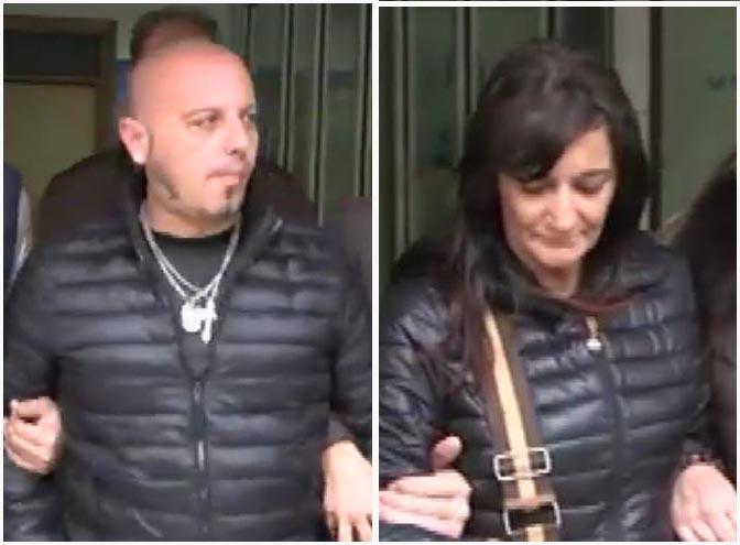Armando Mosciaro e Antonella Salerni