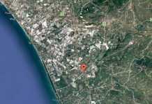 Santa Cecilia di Eboli (Salerno), il centro dove è stato ferito Fabio Stabile