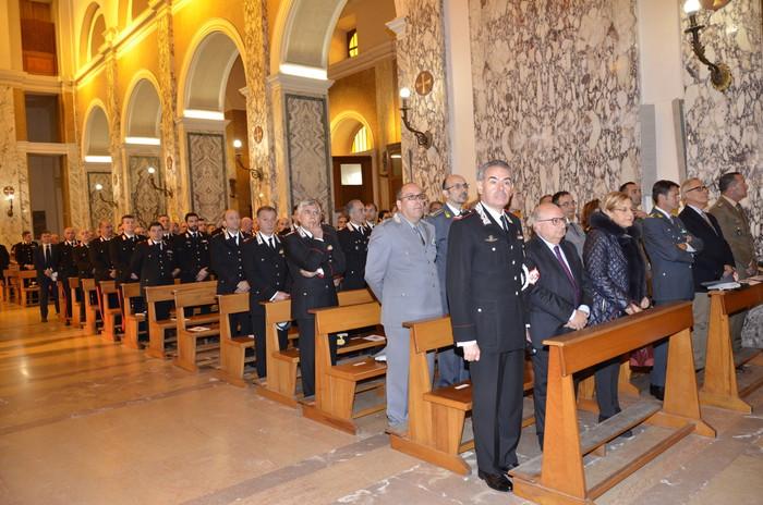 Celebrata la Virgo Fidelis a Catanzaro