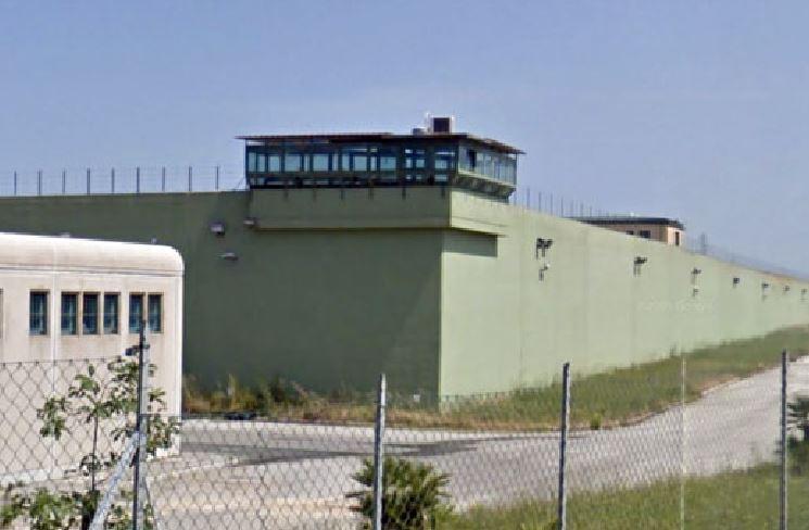 Il carcere di Vibo Valentia