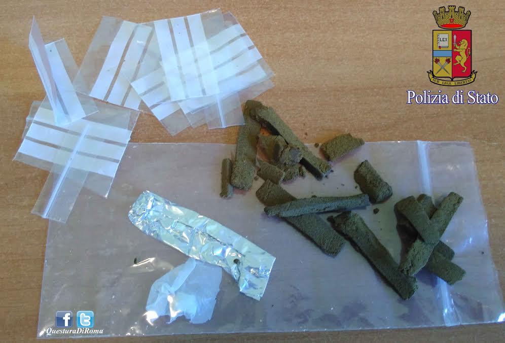 Fiumi di droga nella Capitale, 18 arresti della Polizia