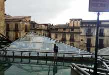 Piazzetta Toscano sequestrata dai carabinieri