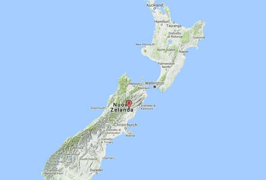 Terremoto magnitudo 8.1 in Nuova Zelanda
