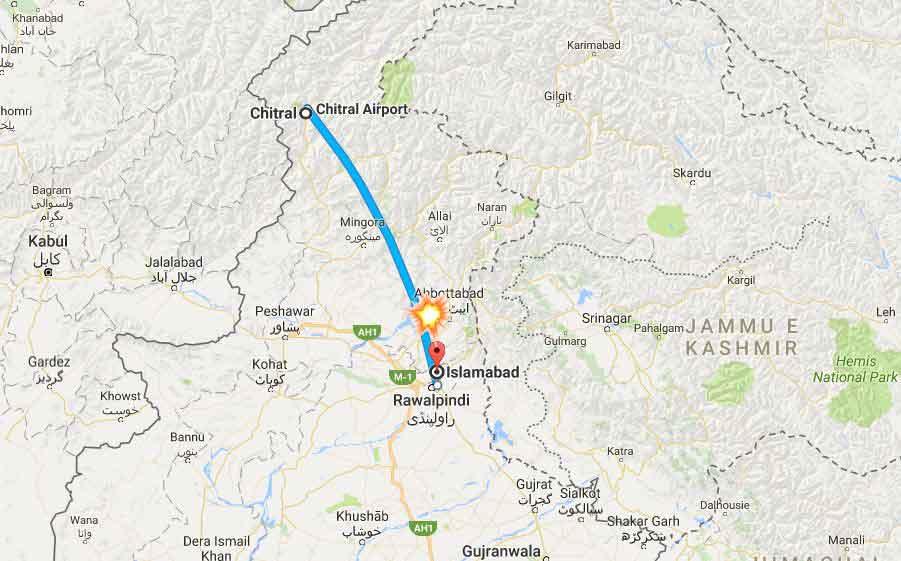 Ultim'ora: disastro aereo in Pakistan, si schianta aereo di linea ad Abbottabad