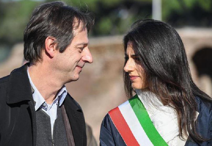 Luca Bergamo vicesindaco di Virginia Raggi