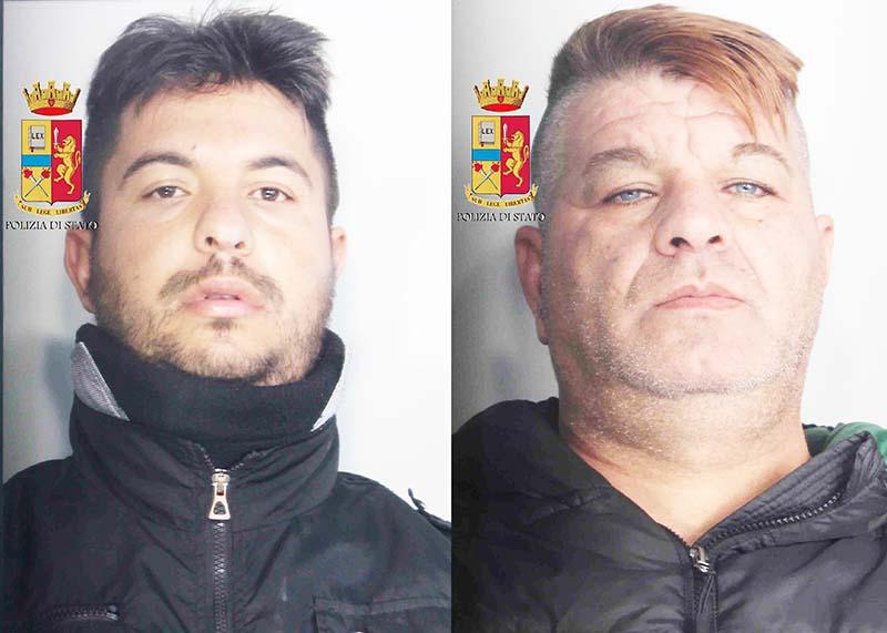 Mariano Bevilacqua e Damiano Berlingeri