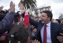 Renzi a Reggio Calabria