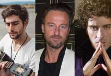 Alvaro Soler, Francesco Facchinetti e Eman