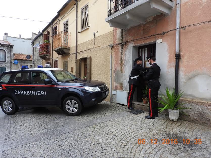 Militari di Tempio Pausania