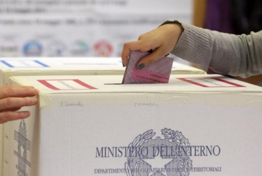 Referendum: in Calabria affluenza pari al 54,45%