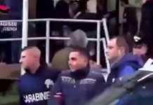 arresto antidroga Scalea