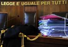 processo aula di tribunale