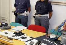 furto bancomat polizia