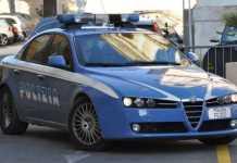questura volante polizia