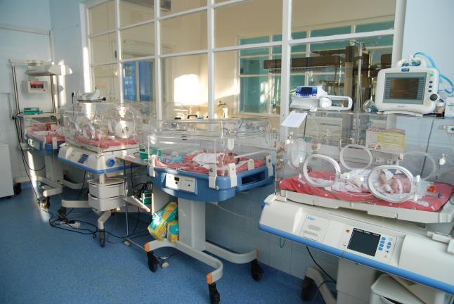 reparto neonatologia