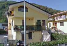 Via Bevilacqua a San Pietro Mussolino (Vicenza)
