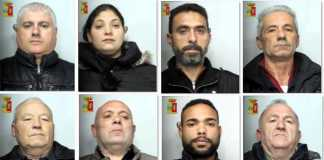 Arrestati operazione Buena Ventura
