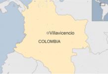 Colombia Villavicencio