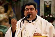 Don Pino Strangio rettore santuario di Polsi