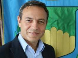 L'assessore Francesco Caruso