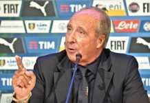 commissario tecnico Gian Piero Ventura
