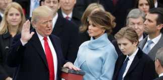 Donald giura e è il 45eismo presidente Usa: Potere ora è al popolo