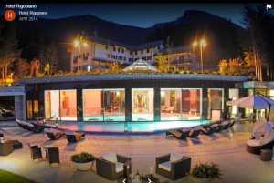 Hotel Rigopiano ad aprile