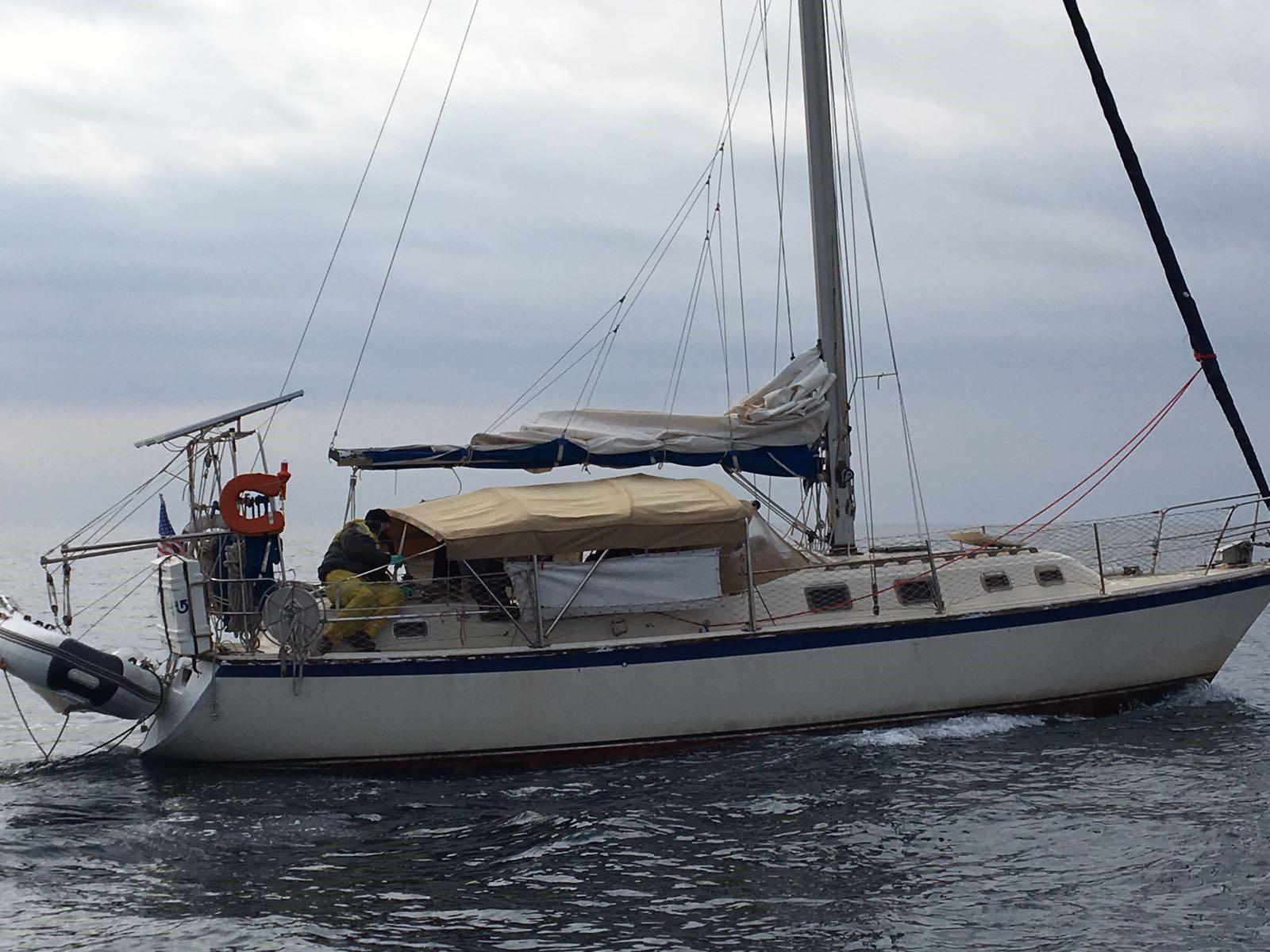 59 migranti a Crotone, arrestati due scafisti