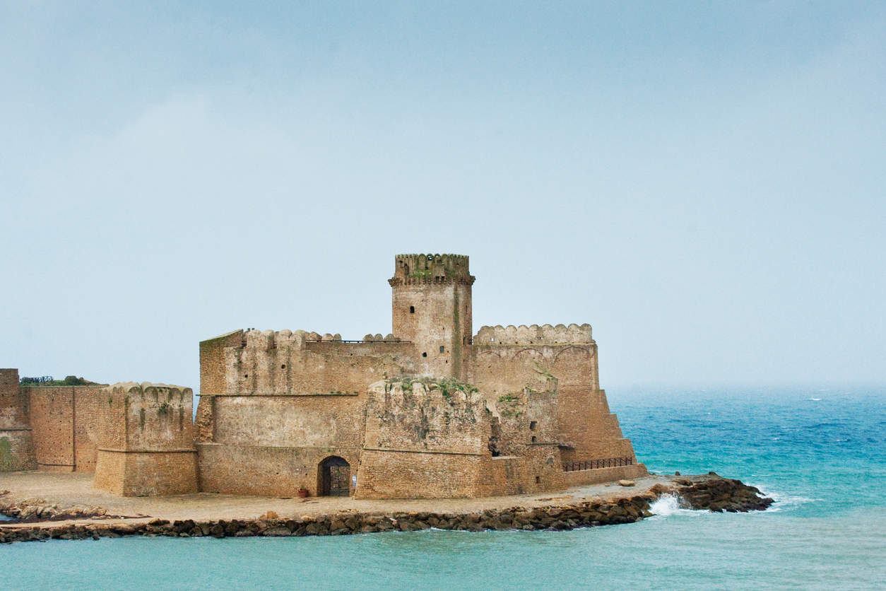 Fortezza Aragonese at Isola Capo di Rizzuto, Calabria, Italy NYTCREDIT: Susan Wright for The New York Times
