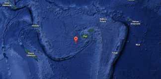 Terremoto del 6.9 nelle isole Figi (Fiji)